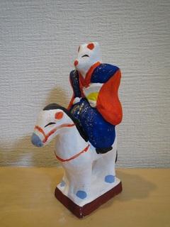 �B吉田義和さん 馬乗り狐.jpg